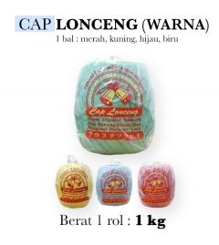 Cap Lonceng (Warna)