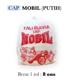 Cap Mobil (Putih)