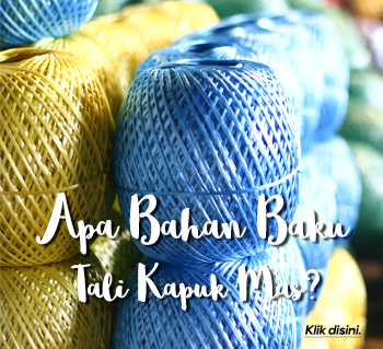 Kapuk Mas menjual tali rafia terbaik dan berkualitas. Hubungi kami untuk menjadi distributor kami!